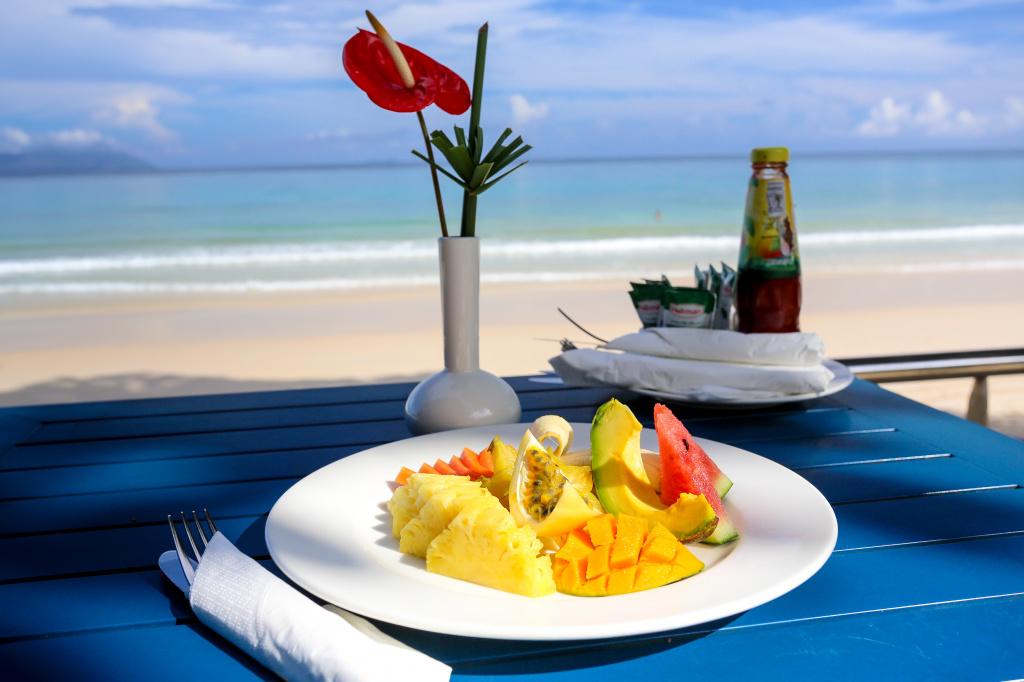 Seychelles fruit