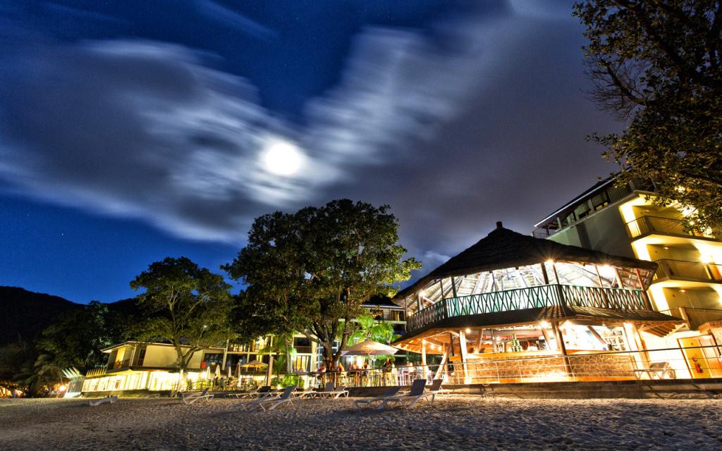 Seychelles night